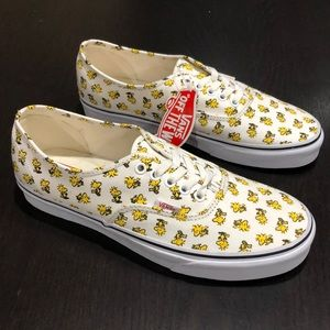 Vans Authentic Peanuts Snoopy Woodstock